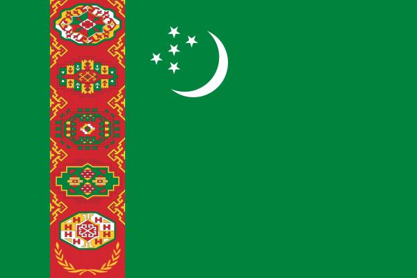 CRAS - Turkmenistan